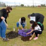 Se plantó un árbol y se nombró una plazoleta en el Día de la Memoria por la Verdad y la Justicia