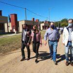 Bordet visitó Urdinarrain, entregó viviendas y anunció para el 25 de Mayo la inauguración de la ruta 51