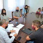 Entregaron seis micro créditos para emprendedores de Urdinarrain