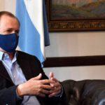 Bordet anunció que Entre Ríos adhiere a las medidas tomadas por el presidente Alberto Fernández