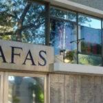 IAFAS anunció la suspensión de sus actividades y no habrá sorteo de tómbolas