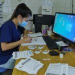 Avanza la vacunación en Urdinarrain y son 2407 las dosis que se llevan aplicadas