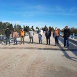 Habilitaron al tránsito el nuevo puente en el ingreso a la localidad de Almada