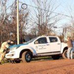 Se realizaron allanamientos y hubo dos detenidos por el ternero faenado frente al Aero Club Urdinarrain