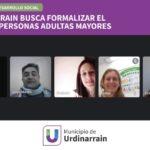 Buscan la creación formal del Área de Adultos Mayores en Urdinarrain