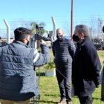 Realizaran tareas de mantenimiento en la estación meteorológica «Eduardo Aubert»