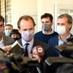 Bordet en Gualeguaychú: «antes de terminar mi gestión, se mudará la cárcel de Gualeguaychú completamente al potrero»