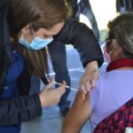 Así continúa la vacunación contra el Covid en el Hospital de Urdinarrain