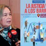 Este viernes fiscales, jueces y defensores atenderán en Urdinarrain con el programa «La justicia va a los barrios»