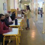 Elecciones Legislativas: Al mediodía ya votó el 45 % del padrón en Urdinarrain