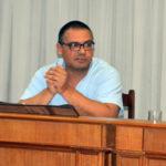 El Dr. Alberto González renunció a su cargo en el Concejo Deliberante de Urdinarrain